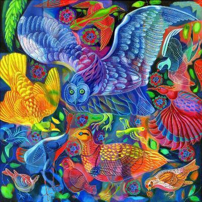Birds, 2010-Jane Tattersfield-Giclee Print