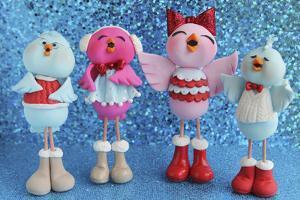 Birds 4 Calling Birds Christmas 2014