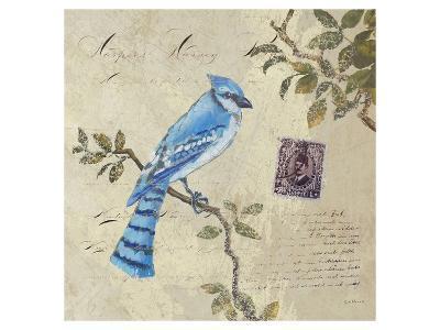 Birds 4-Kurt Novak-Art Print