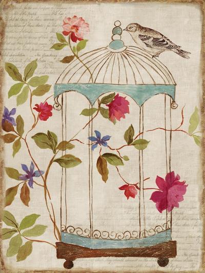 Birds Escape-Anna Polanski-Art Print