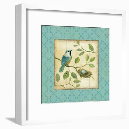 Birds Home I-Daphne Brissonnet-Framed Art Print