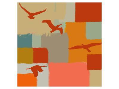 Birds I-Yashna-Art Print