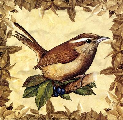 Birds II--Art Print