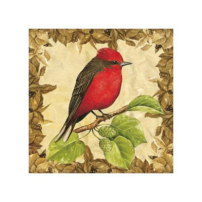 Birds III--Art Print