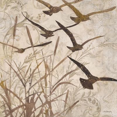 Birds in Flight 1-Melissa Pluch-Art Print
