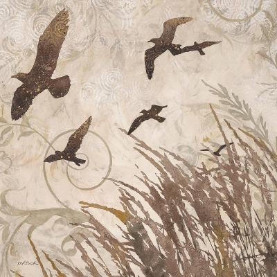 Birds in Flight 2-Melissa Pluch-Art Print