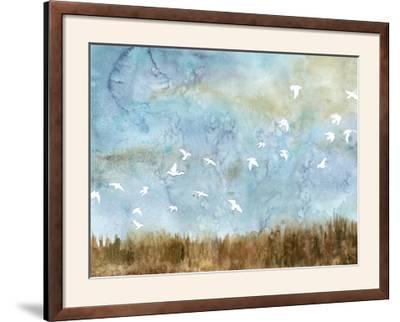 Birds in Flight I-Megan Meagher-Framed Photographic Print