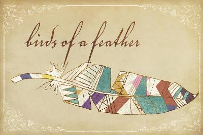 Birds of a Feather I-Jarman Fagalde-Art Print