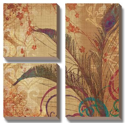 Birds of a Feather II-Tandi Venter-Canvas Art Set