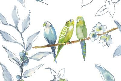 Birds Of A Feather-Sandra Jacobs-Giclee Print