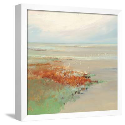 Birds of Passage-Jan Groenhart-Framed Canvas Print
