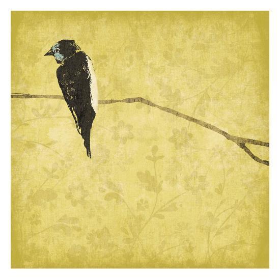 Birds On Branch-Jace Grey-Art Print