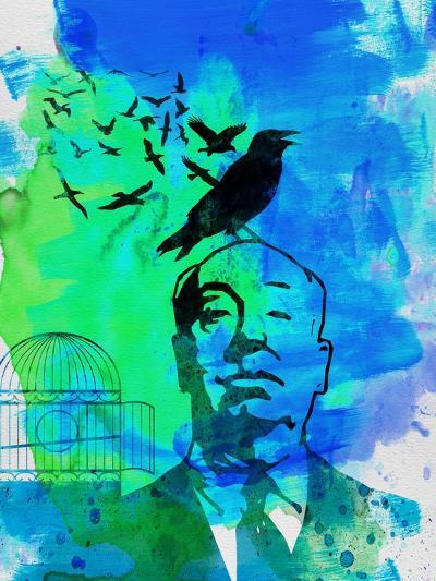 Birds Watercolor-Anna Malkin-Art Print