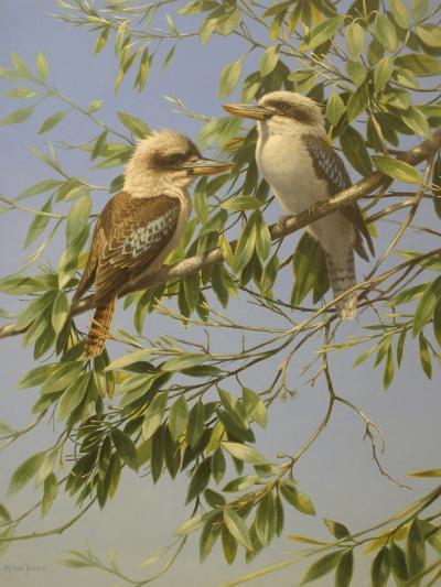 Birds-Michael Jackson-Giclee Print