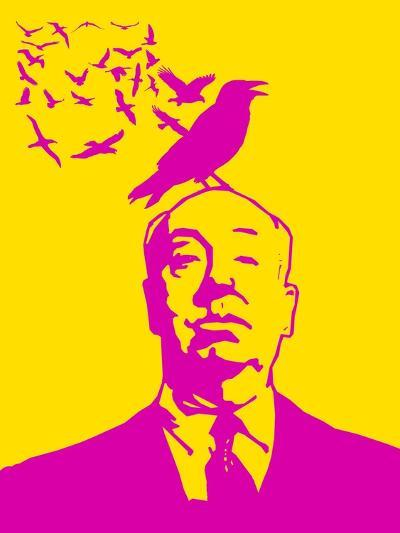 Birdy Poster 3-Anna Malkin-Art Print
