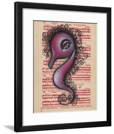 Birfdscon-Abril Andrade-Framed Giclee Print