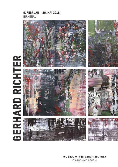 Birkenau-Gerhard Richter-Art Print