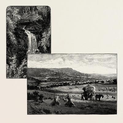 Birks of Aberfeldy (Left); Aberfeldy--Giclee Print