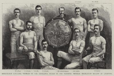 Birmingham Athletes--Giclee Print