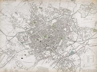 Birmingham--Giclee Print