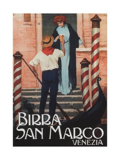 Birra San Marco-Malerba -Art Print