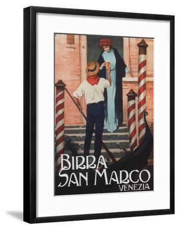 Birra San Marco-Malerba -Framed Art Print