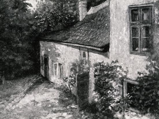 Birth House of Hugo Wolf--Giclee Print