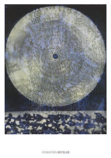 Birth of a Galaxy-Max Ernst-Art Print