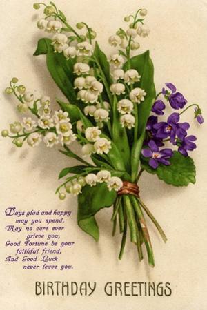 Birthday Card, 1928