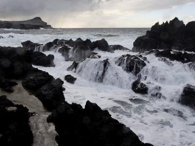 Biscoitos Coast, Terceira Island, Azores, Portugal, Atlantic, Europe-De Mann Jean-Pierre-Photographic Print