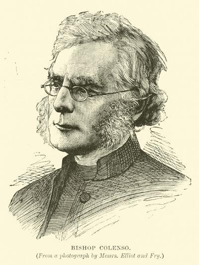 Bishop Colenso--Giclee Print