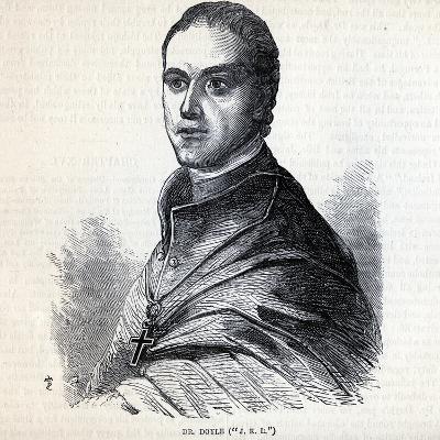 Bishop James Doyle--Giclee Print
