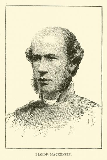 Bishop Mackenzie--Giclee Print
