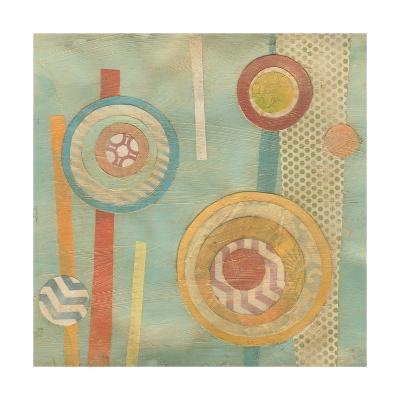 Bits and Pieces I-Erica J^ Vess-Art Print
