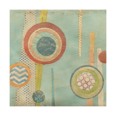 Bits and Pieces II-Erica J^ Vess-Art Print