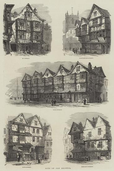 Bits of Old Bristol-Samuel Read-Giclee Print