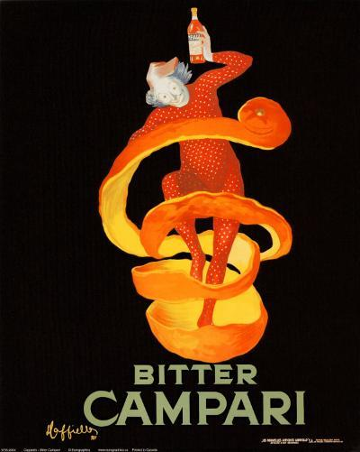 Bitter Campari-Leonetto Cappiello-Art Print