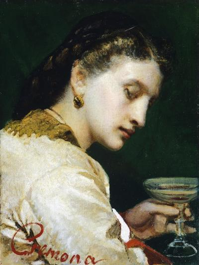 Bitter Chalice, 1865-Tranquillo Cremona-Giclee Print