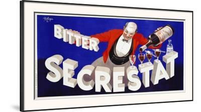 Bitter Secrestat, 1935-Robys (Robert Wolff)-Framed Art Print