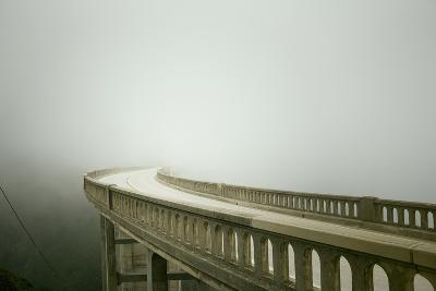 Bixby Bridge in Big Sur-Smari-Photographic Print