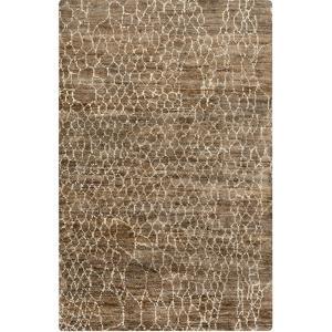 Bjorn Area Rug - Mocha/Beige 5' x 8'