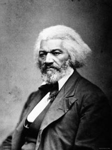 Black Abolitionist Frederick Douglass