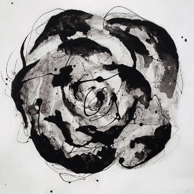 Black and White Bloom II-Sydney Edmunds-Giclee Print