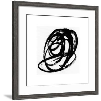 Black and White Collection N° 07, 2012-Allan Stevens-Framed Serigraph