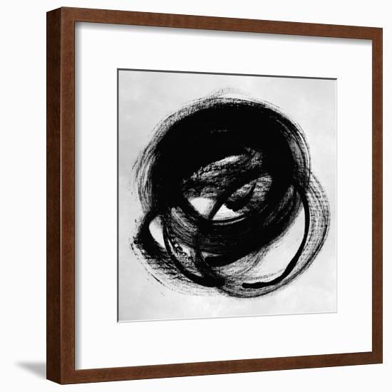Black and White Collection N° 29, 2012-Allan Stevens-Framed Serigraph