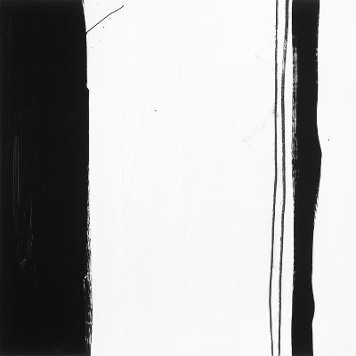 Black and White G-Franka Palek-Premium Giclee Print