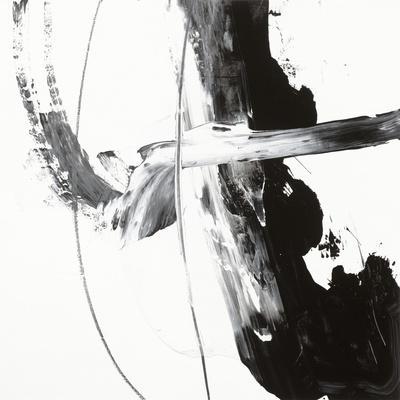 Black and White H-Franka Palek-Premium Giclee Print