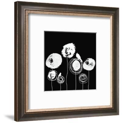 Black and White II-Irena Orlov-Framed Art Print