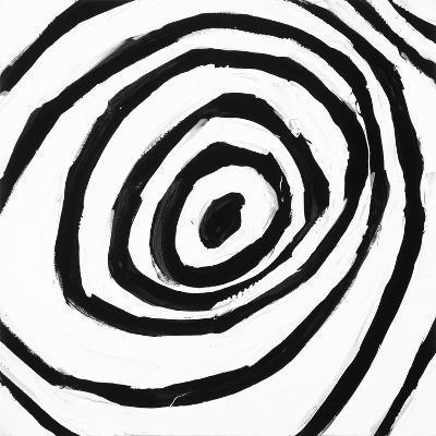 Black and White L-Franka Palek-Premium Giclee Print