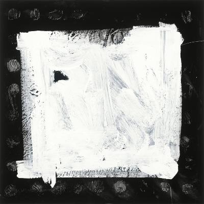 Black and White M-Franka Palek-Premium Giclee Print
